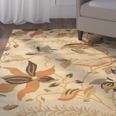 Bradwood Beige/Multi Area Rug Rug Size: Runner 23 x 11