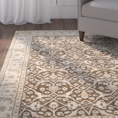 Lavelle Brown / Ivory Area Rug