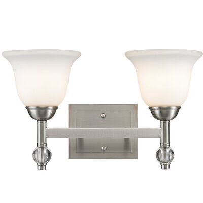 Pierron 2-Light Vanity Light