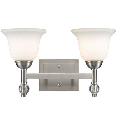 Pierron 2-Light Vanity Light