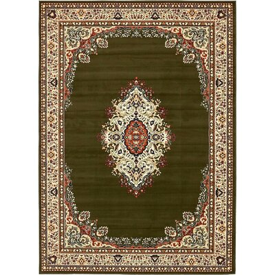 Anthony Green Area Rug Rug Size: 7 x 10