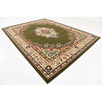 Anthony Green Area Rug Rug Size: 9 x 12