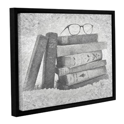 The Silent Film Framed Graphic Art on Wrapped Canvas