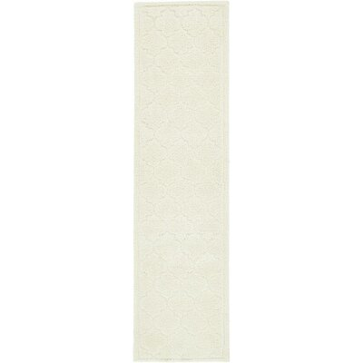 Millvale Ivory Area Rug Rug Size: 5 x 8