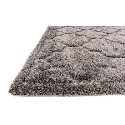 Moore Dark Gray Area Rug Rug Size: Rectangle 8 x 10
