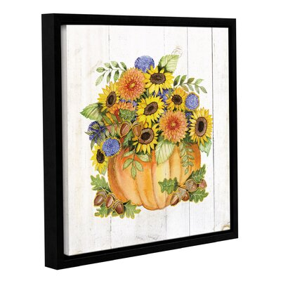 Autumn Days III Framed Painting Print