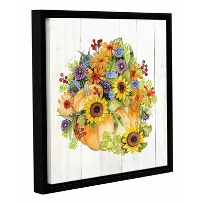 Autumn Days II Framed Painting Print