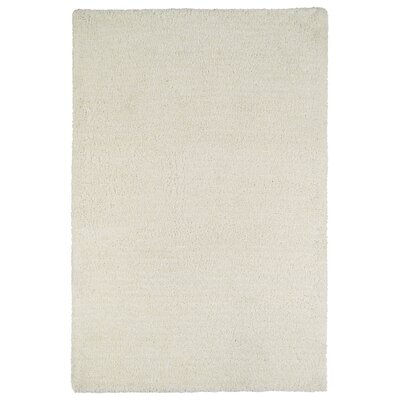 Allensby Hand Tufted Beige Area Rug Rug Size: Rectangle 36 x 56