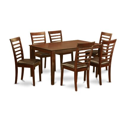 Smyrna 7 Piece Dining Set