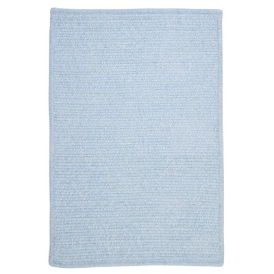 Gibbons Sky Blue Indoor/Outdoor Area Rug Rug Size: Runner 2 x 6