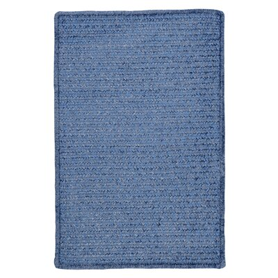 Gibbons Petal Blue Indoor/Outdoor Area Rug Rug Size: Square 6