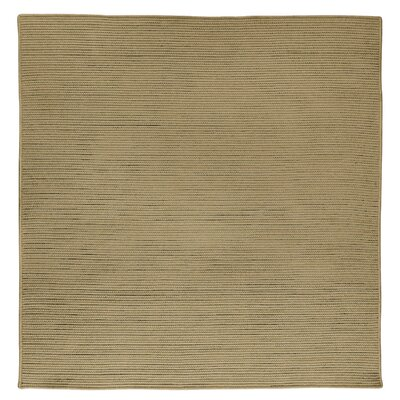 Glasgow Cuban Sand Indoor/Outdoor Area Rug Rug Size: Square 4