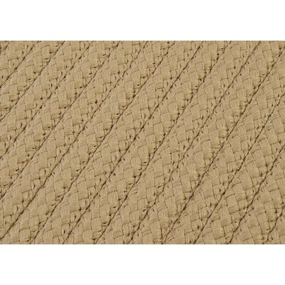 Glasgow Cuban Sand Indoor/Outdoor Area Rug Rug Size: Runner 2 x 10
