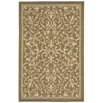 Brasstown Brown Indoor/Outdoor Area Rug Rug Size: 710 x 910