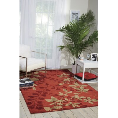 Wellesley Red Area Rug