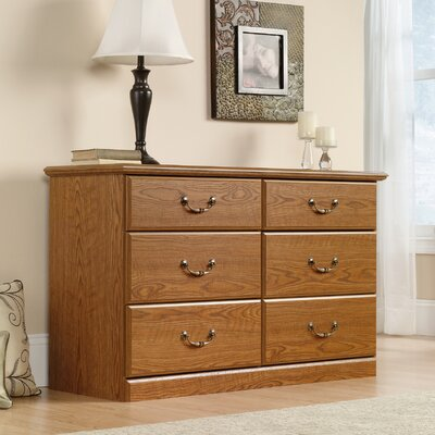 Oxford 6 Drawer Dresser