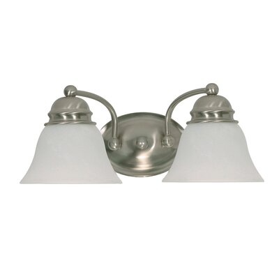 Poneto 2-Light Vanity Light
