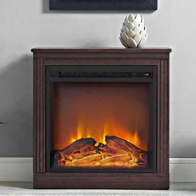 Allensby Simple Electric Fireplace