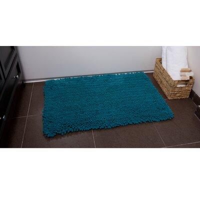 Ardent 2 Piece Bath Rug Set Color: Aqua