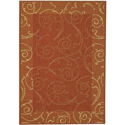 Poole Indoor / Outdoor Rug Rug Size: 53 x 77
