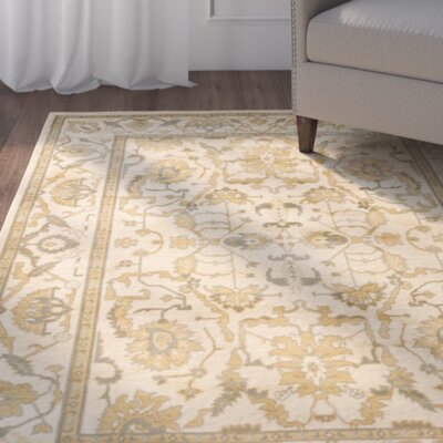 Christensen Cr�me Area Rug