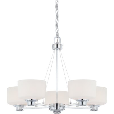 Craig 5-Light Drum Chandelier