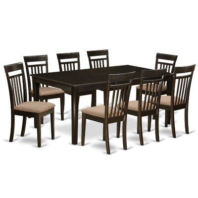Smyrna 9 Piece Dining Set