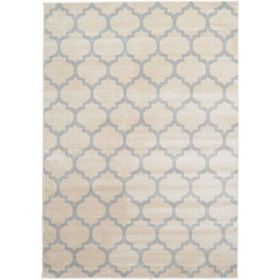 Millvale Beige Area Rug Rug Size: Rectangle 9 x 12