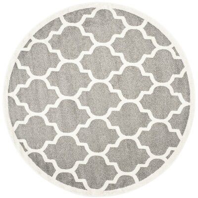 Carma Grey/Beige Indoor/Outdoor Area Rug