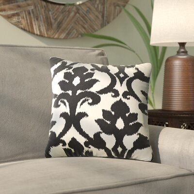 Irma Cotton Throw Pillow Size: 24.5 H x 24.5 W x 5 D