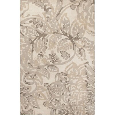 Brookline Hand-Tufted Ivory/Neutral Area Rug Rug Size: 2 x 3