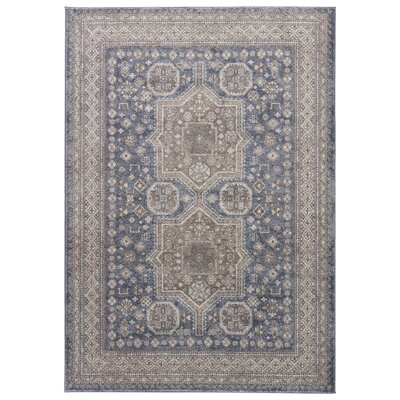 Earl Gray Area Rug Rug Size: Rectangle 5 x 8