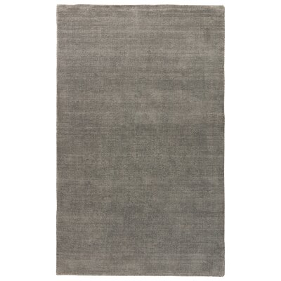 Fairlop Hand-Loomed Walnut Area Rug Rug Size: Rectangle 2' x 3'