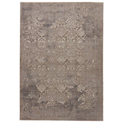 Thawville Beige Area Rug Rug Size: Rectangle 9 x 12