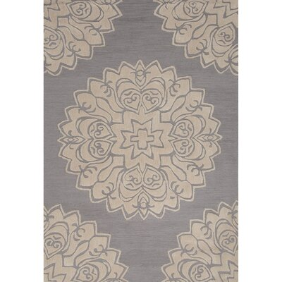 Norton Polyester Hand Tufted Area Rug Rug Size: 5 x 76