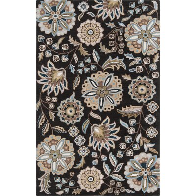 Millwood Lima Bean Area Rug Rug Size: Rectangle 4 x 6