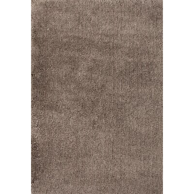 Thompsonville Taupe/Tan Solid Rug Rug Size: 2 x 3
