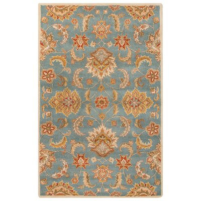 Thornhill Hand-Tufted Area Rug Rug Size: 4 x 8