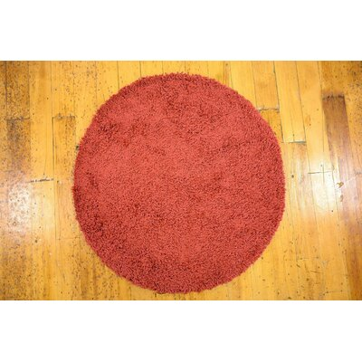 Trembley Red Area Rug