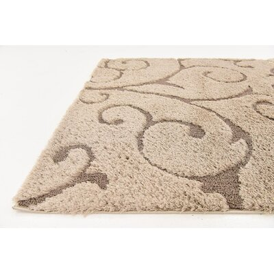Triggs Brown Area Rug Rug Size: Rectangle 5 x 8