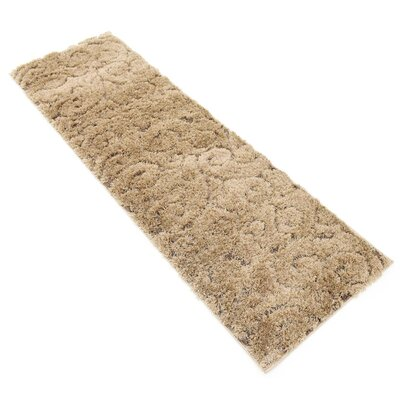 Triggs Brown Area Rug Rug Size: 5 x 8