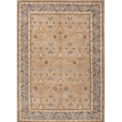 Trinningham Hand-Tufted Wool Area Rug Rug Size: Rectangle 9 x 12