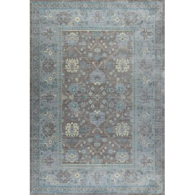 Albany Taupe Area Rug Rug Size: 5 x 8