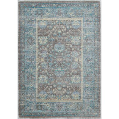 Albany Taupe Area Rug Rug Size: 2' x 3'