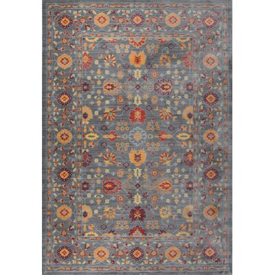 Albany Gray Area Rug Rug Size: 8 x 10