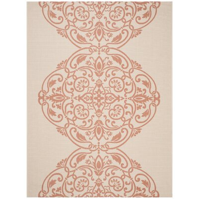 Topiary Signet Cinnamon Stick Area Rug Rug Size: Rectangle 8 x 112