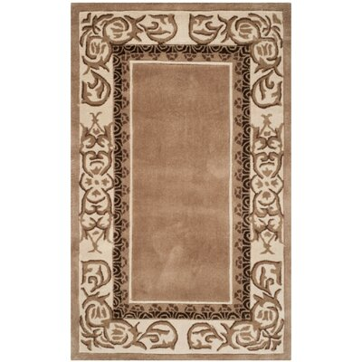 Fullmer Hand Hooked Area Rug Rug Size: Rectangle 4 x 6