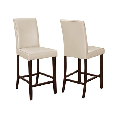 Ridgewood Side Chair Upholstery: Cream
