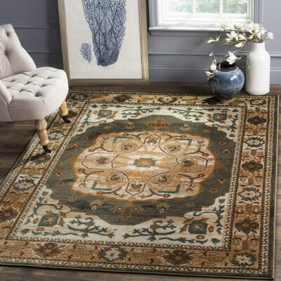 Lowe Area Rug Rug Size: Rectangle 4 x 6