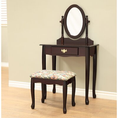 Bryce Vanity Set with Mirror